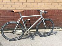 Fixie / single gear Bike