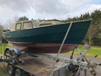 Drascombe Driver Sailing boat yacht dinghy Unique