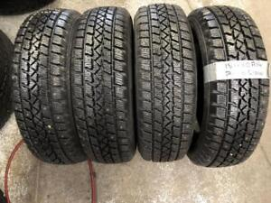 185/70R14 STUDDED WINTER TIRES (FULL SET) Calgary Alberta Preview