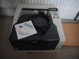 Kyocera mono laser printer