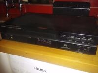 Denon cd player only