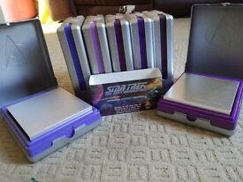 Star trek next generation collectors hard case set offers welcome