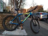 """Brand-New Mountainbike, flawless condition! """"Claud Butler Alpina 21HD 20 - Frame Gents 2016"""""""