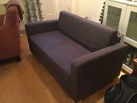 Used IKEA Ullvi Sofa Bed