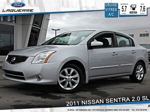 2011 Nissan Sentra **2.0SL*AUTOMATIQUE*CRUISE*A/C**