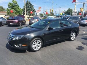 2012 FORD FUSION SE- SYNC, REMOTE TRUNK RELEASE, SATELLITE RADIO Windsor Region Ontario image 1