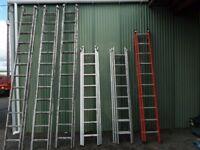 Youngman 200 Extension Ladder (2 x 12 Rungs)