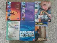 Plumbing books set, for Level 1&2