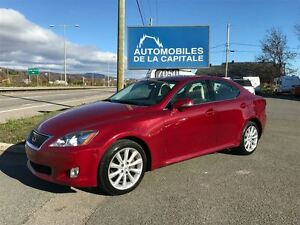 2010 Lexus IS 250 AWD