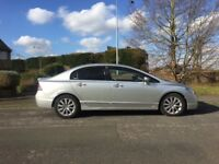 AUTOMATIC Honda Civic Hybrid (Silver) 2007 - 74000 Miles
