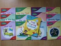 12 read write inc phonics & First Rhyming Dictionary