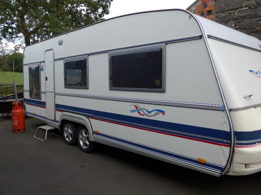 7 Berth Touring Caravan