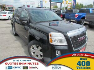 2011 GMC Terrain SLT-1 | SUNROOF | LEATHER | BACKUP CAM | BLUETO