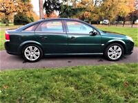 Vauxhall Vectra 1.9 CDTi 16v Exclusiv 5dr HPI CLEAR,LONG MOT