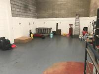 Storage space /office space