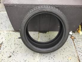 Bridgestone Potenza tyres (3000 miles from new)