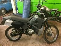 Yamaha dtr 125cc 1988/89