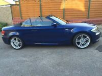 BMW 1 Series 120d M Sport Convertible