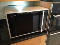 Sharp Microwave and convection oven