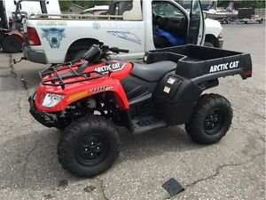 2016 arctic cat 4X4 TBX Automatic