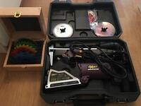 DC270 Deep Cut Saw & 7 Blade Case (new)