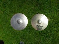 """Sabian Pro 14"""" Hi Hats"""