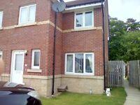 swap 3 bed house in eliburn livingston