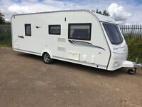 Coachman Pastiche 560/4 fixed bed end bathroom separate shower