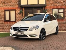 Mercedes-Benz B200cdi Sport - Lovely car in excellent condition, Great on fuel, Cheap to run