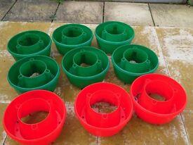 Tomato planting pots