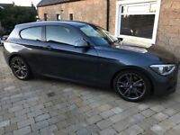 BMW m135i mSport Mineral Grey 27k Miles Excellent Condition