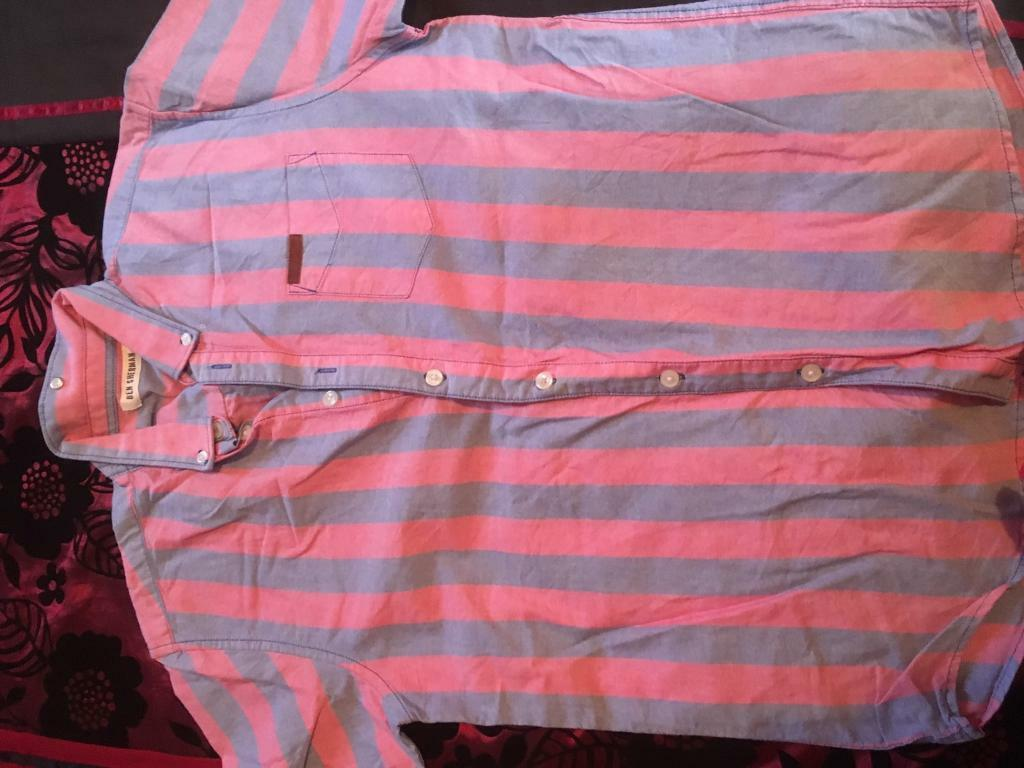 Ben Sherman 12/13 boysin Stoke on Trent, StaffordshireGumtree - This shirt has been worn 2 3 times, condition is lovely. It is a Ben Sherman shirt in a size 12/13