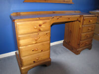 Dressing table - made by Ducal.