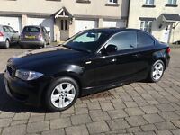 BMW 118D 1 series coupe. 74,000 MOT Feb 18