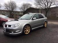 Subaru Impreza wrx prodrive wagon low miles cheap tax may px swap 325bhp