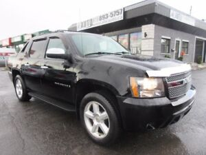 2008 Chevrolet Avalanche LTZ 4X4 Leather, Sunroof