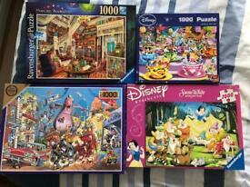1000 Pc Jigsaw Puzzles