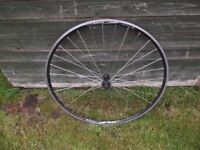 Racing Bike / Hybrid 700c Front Wheel Alexrims DA22