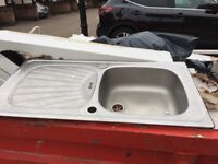 Used kitchen sink in working condition
