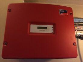 SMA Solar Panel Inverter SB3800 Sunny Boy
