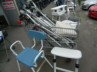 wheelchairs, strollers & other mobility aids to clear