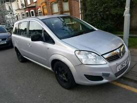 2012 Vauxhall zafira 1.7 cdti ecoflex
