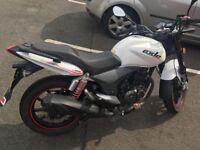 Generic code 125cc (spares/repairs)