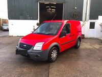 2011 RED FORD TRANSIT....Finance Available