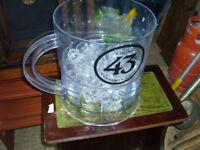 plastic jug/punch bowl