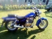 Suzuki 125 marauder