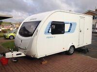 Sprite Alpine 2 Caravan 2012