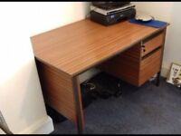Office desk (free of charge).