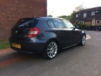 2006 Bmw 118D se 6-Speed met grey