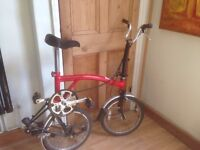 Brompton bike for sale